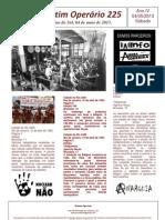 Boletim Operário 225