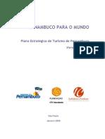 Plano Estratégico do turismo de pernambuco 2008 a 2020