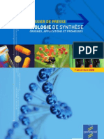 101207 Biologie Synthese DP