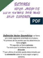 Vector Geométrico