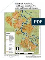 Spruce Watershed Permits