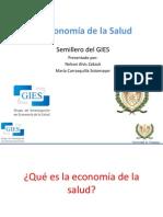 La Economía de la Salud