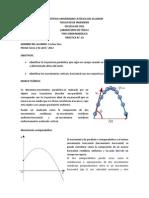 Lab 10 Tiro Semi Parabolico