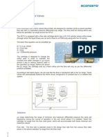 Auto Flow Control Valve (AFCV)