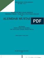 İsmail Hakkı Uzunçarşılı Alemdar Mustafa Paşa