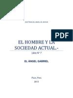 EL HOMBRE Y LA SOCIEDAD ACTUAL, Libro N° 7