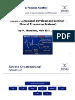 Desarrollo de Control de Procesos en Strata Cooper