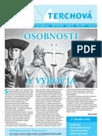 Obecné noviny Terchová - 2013 / 1