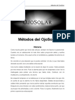 Proyección astral - Métodos del ojo solar