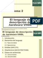 T2 - VHDL