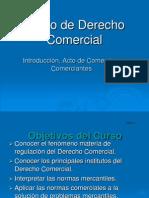 Curso de Derecho Comercial I