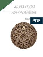 Las Culturas Precolombinas - Henri Lehmann
