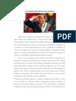 Vida Militar de Hugo Chavez Frias