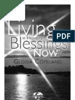 Living in Heavens Blessing Now