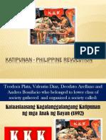 Katipunan - Philippine Revolution
