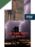 Lightning Safety of Animals