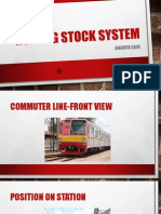 Rolling Stock System