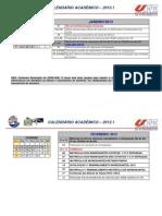 Calendario 2013.1