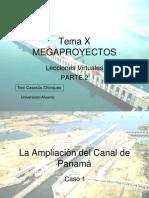 Ampliacion Del Canal de Panama