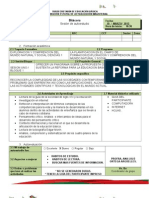 C.N. Bitacora Trayectos Formativos PRIMERA SESION