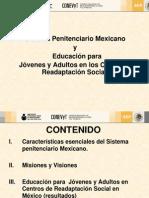 Centros de Readaptacion Social en Mexico 2