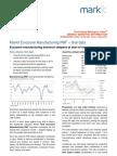 Markit Eurozone Manufacturing PMI - 2nd May 2013