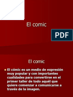 El comics.ppt