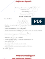 Engineering Mathematics April May 2011 Question Paper Studyhaunters.pdf