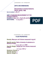 Fluid Mechanics and Machinery for II MechRevision May2013