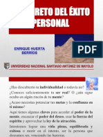 SECRETO DEL ÉXITO PERSONAL_EHB