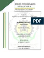 CONCIENTIZACION DE AHORRO DE ENERGIA EN COMUNIDADES ALEDAÑAS