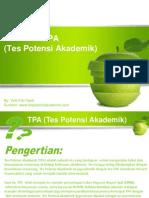 TPA (Tes Potensi Akademik)