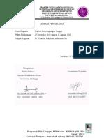Proposal PKL Unggas Pokphand 2012