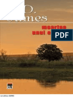 Moartea unui expert - P .D. James