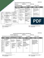 Rancangan Pengajaran Dan Pembelajaran Mingguan EDU 3107