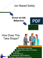 4. Intro to Behavior-Based Safety