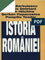 Istoria Romaniei