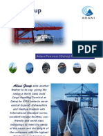 Presentation- APPPL (Adani Port at Dahej)