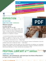 La Lettre de l'IFM Du 5 Au 10 Mai 2013
