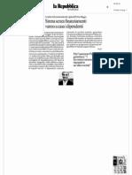 Rassegna Stampa 05.05.13