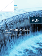 Activiteitenverslag 2010 TW