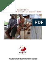 Dossier India AIFO 2009