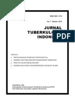 Jurnal Tuberkulosis Indonesia Vol7 Okt2010