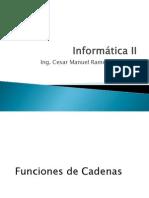 Informática II Clase08