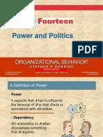 14. Power & Politics