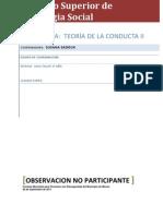 Observacion No Participante Ccurro