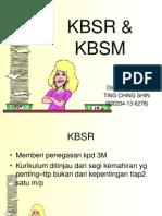 KBSR & KBSM