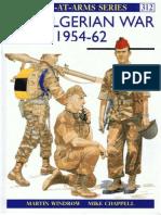 Osprey+[MAA]+312.The.Algerian.War.1954-62(阿尔及利亚战争)