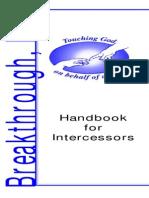 Handbook for Intercessors