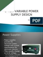 0-12v Variable Power Supply